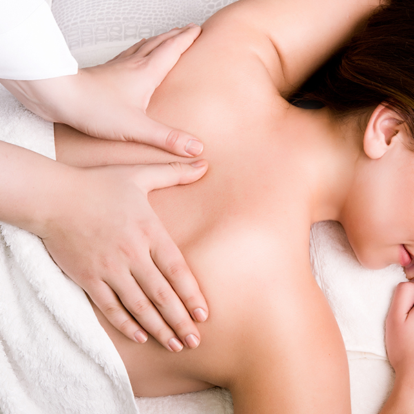 解壓舒背筋膜療法