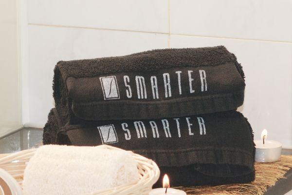 所有毛巾皆採「高溫洗滌」殺菌與滅病毒。